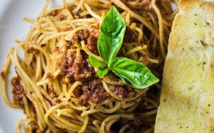 pasta dishes can be healthy recipes for elderly people